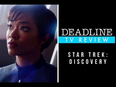 Star Trek: Discovery Review - Jason Isaacs, Shazad Latif
