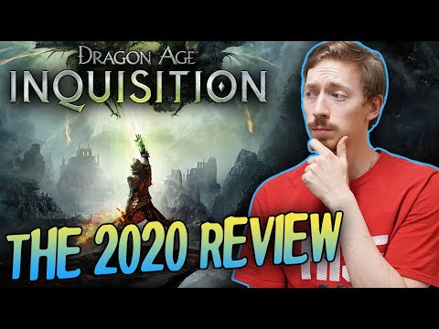 Dragon Age: Inquisition – The 2020 Review