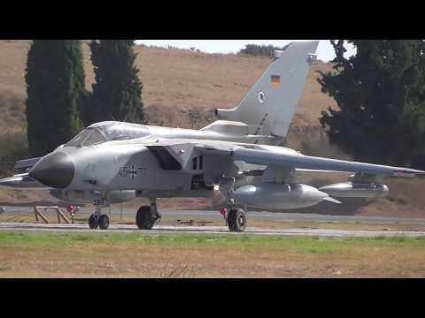 Athens Flying Week 2017 Luftwaffe Tornado IDS 4577