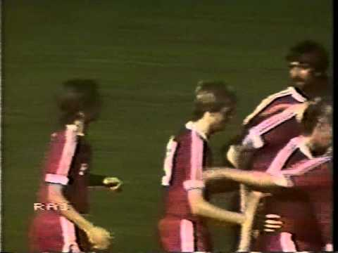 UEFA Cup-1982/1983 Trabzonspor - 1 FC Kaiserslautern 0-3 (29.09.1982)