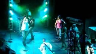 Erotic Exotic @ Freestyle Invasion Concert in Miami 05-30-2009