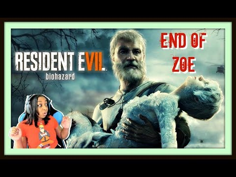 "JOE IS THE MVP!!! | Resident Evil 7: Biohazard ""End Of Zoe"" DLC Gameplay!!!"