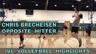 Chris Brecheisen Volleyball Highlights - IVL Men