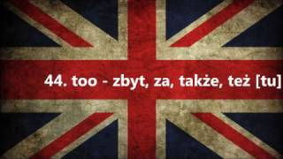 1000 najczęściej używanych słów w języku angielskim część 4