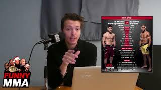 Video UFC 219 Predictions - Khabib vs Barboza, Cyborg vs Holm download MP3, 3GP, MP4, WEBM, AVI, FLV November 2018