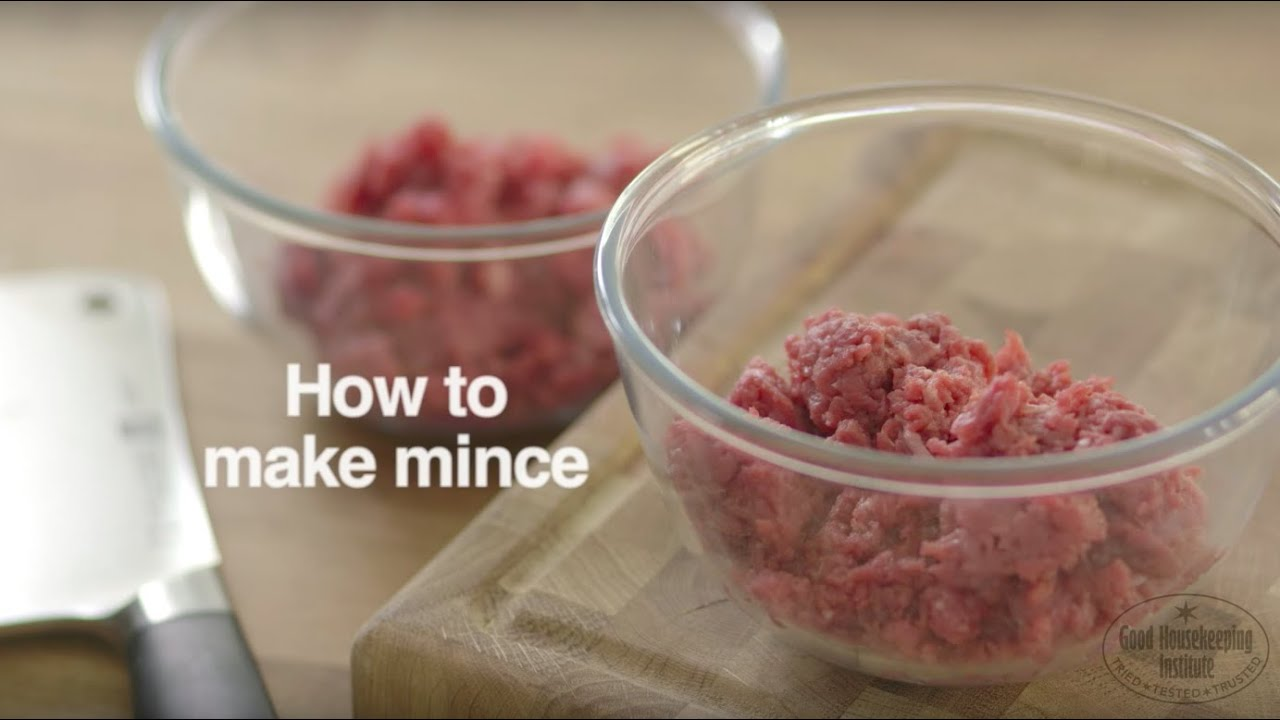 Mincemeat Recipe | Good Housekeeping UK - YouTube