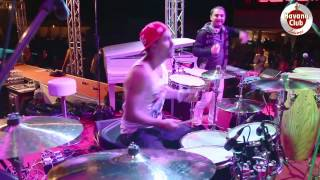BRAZILIAN night 2012 (Demis Karibidis, DJ Martirosyan & Tim Ivanov) in Havana Club Lounge Jurmala