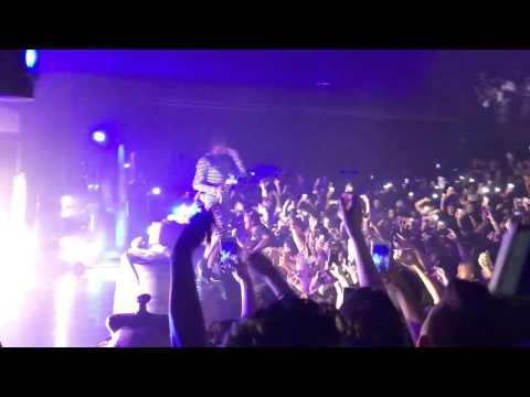 Travis Scott - Dont Play Live