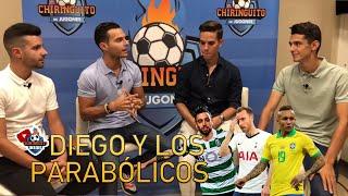 📡 Recta FINAL del MERCADO de FICHAJES | Diego & Parabólicos