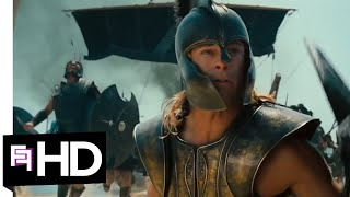 troy beach battle clip  1080p [ HD blu ray ]