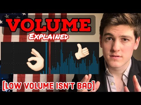 Volume:  How To Use When Trading📊📗