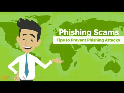 Information Security Awareness (Phishing)