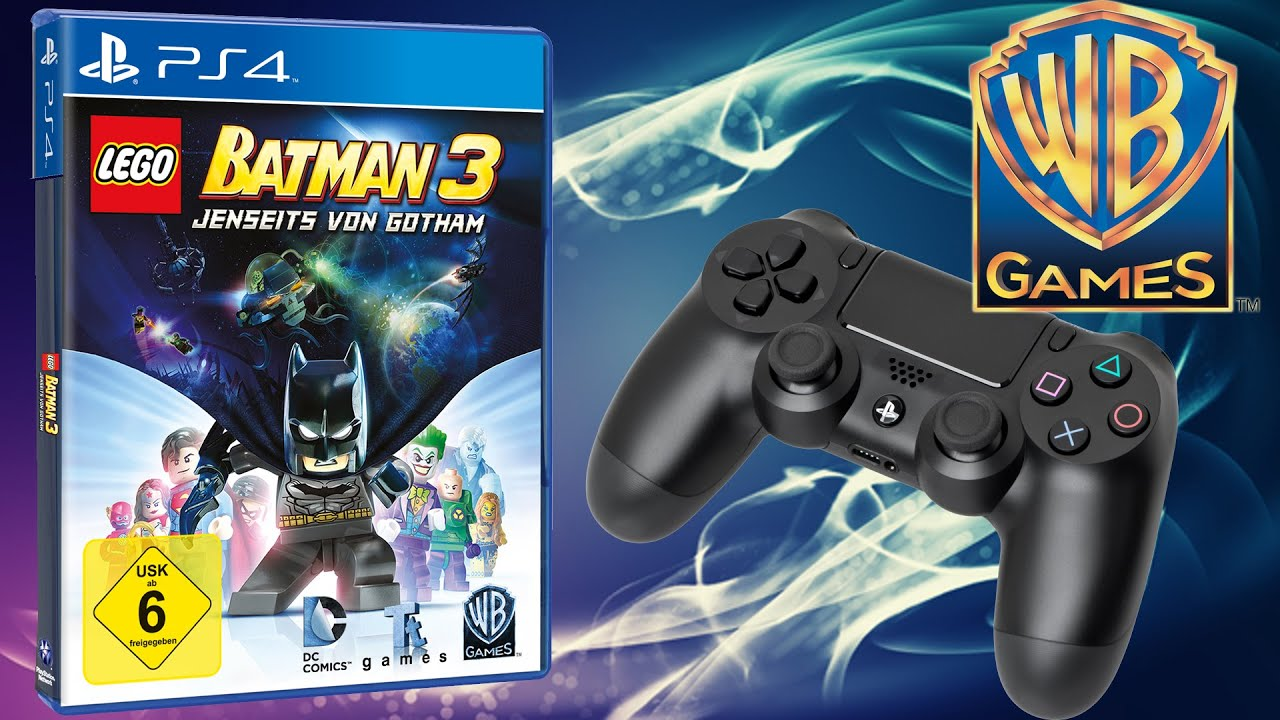 Lego Batman Game Ps4 - Year of Clean Water