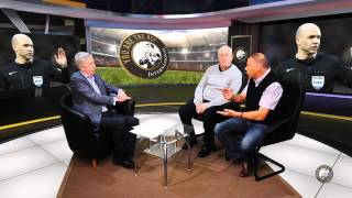 The Ref Show Panel Discuss The Refereeing In The FA Cup