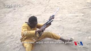 vuclip Boko Haram: Atusayen 'yan Boko Haram - A Lokacin Sojoji Ba Su Saka Su A Ga