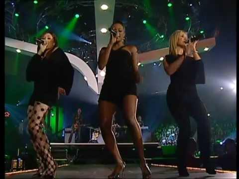 Sugababes hole in the head nrj radio awards 2004