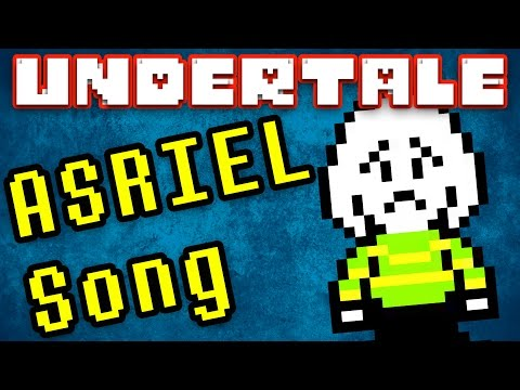 "UNDERTALE SONG (ASRIEL) ""Couldn't Save"" by TryHardNinja"