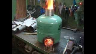 Ракетная печь за 30 минут