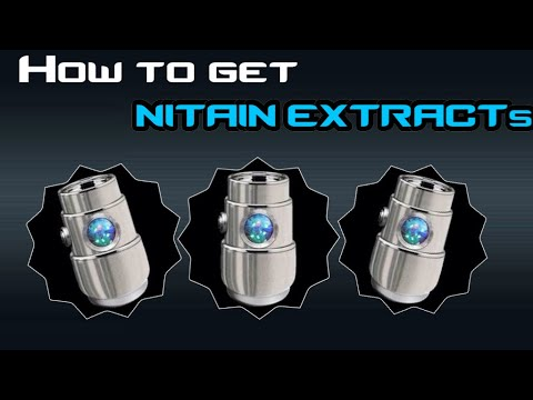 How to get Nitain extract || Warframe 2018