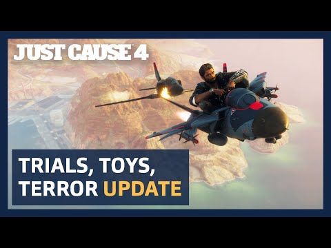 Just Cause 4 update: Free content and new DLC showcased