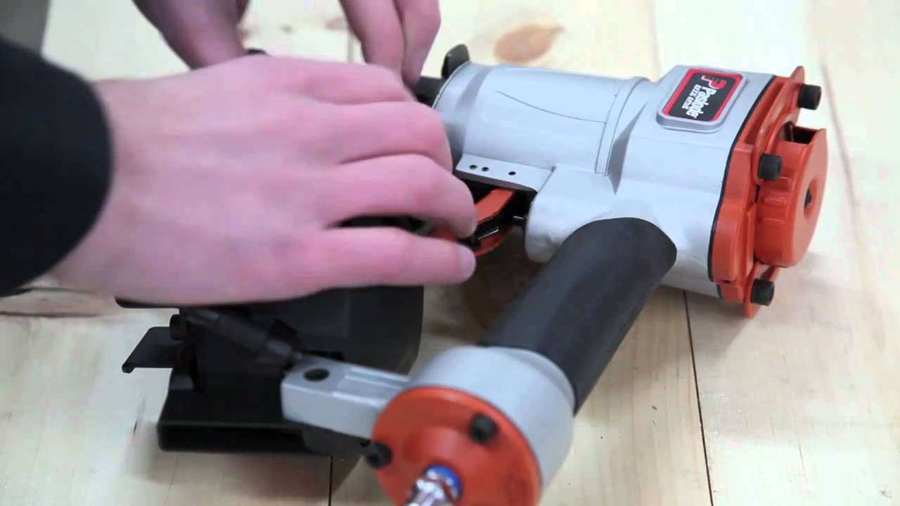 Paslode LL175R Coil Roofing Nailer