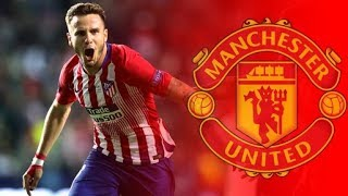 WELCOM TO MANCHESTER UTD   Saul Niguez   GOALS, SKILLS, PASSES & ASSISTS   YOUNG FOOTBALL