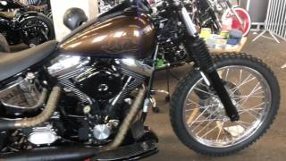 #1 Harley Dome Cologne Bike-Show