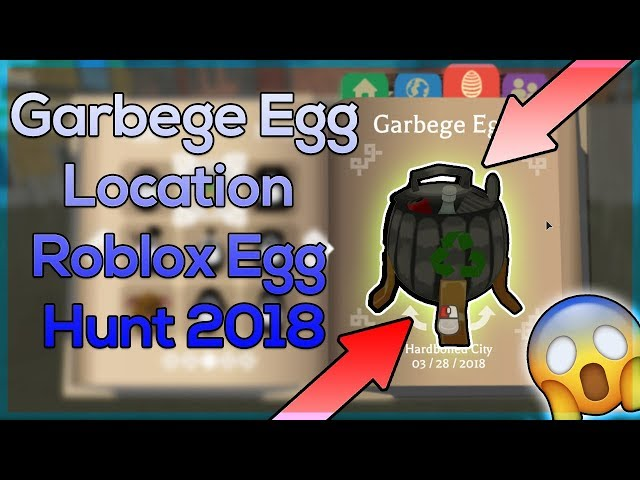 Roblox Egg Hunt 2018 Locations Every Egg Where To Find It - roblox egg hunt 2016