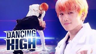 NCT Jisung & JangYoonjun - Barcode  [Dancing High Ep 4]