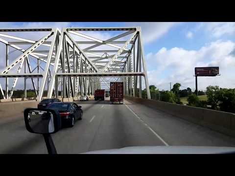 BigRigTravels LIVE! South Holland to Chicago, Illinois- Interstate 94- August 18, 2017