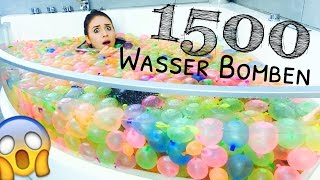 1500 WASSERBOMBEN .. ( Bunch O Balloons ) WTF ?!