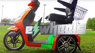 eWheels  EW-36 Recreational Scooter