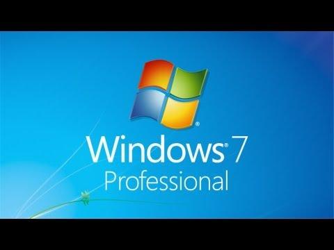 Gratis windows 7 professional