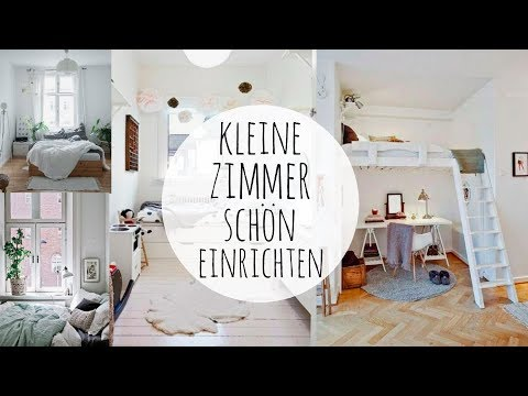 kleine zimmer einrichten tipps und tricks wie euer zimmer traumhaft sch n wird youtube. Black Bedroom Furniture Sets. Home Design Ideas