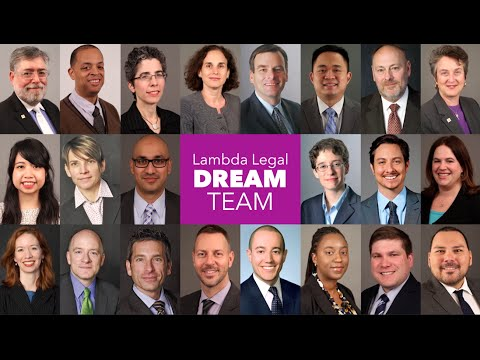 Lambda Legal's Dream Team