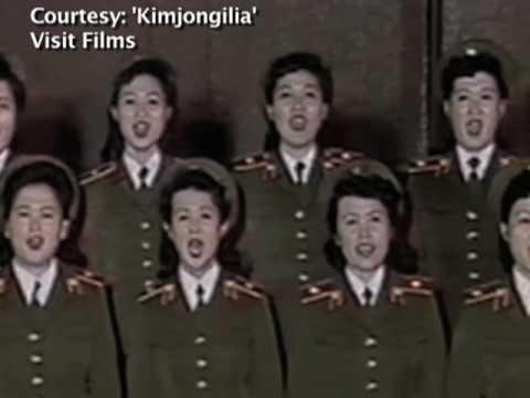 """Kimjongilia"" Documents suffering North Korea Seeks to Hide"