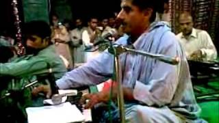 Arif Baloch new mehfil Balochi song 2013 to azab o man azab تو عذاب و من عذاب.wmv