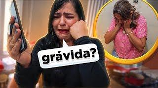 ESTOU GRÁVIDA DO RENAN FIORINI *trollagem com a mãe dele*