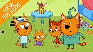KidECats | The Kitten's Little Cousin | Episode 98 | Cartoons for Kids