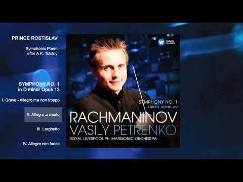 Vasily Petrenko - Rachmaninov: Symphony No. 1 (Album Sampler)