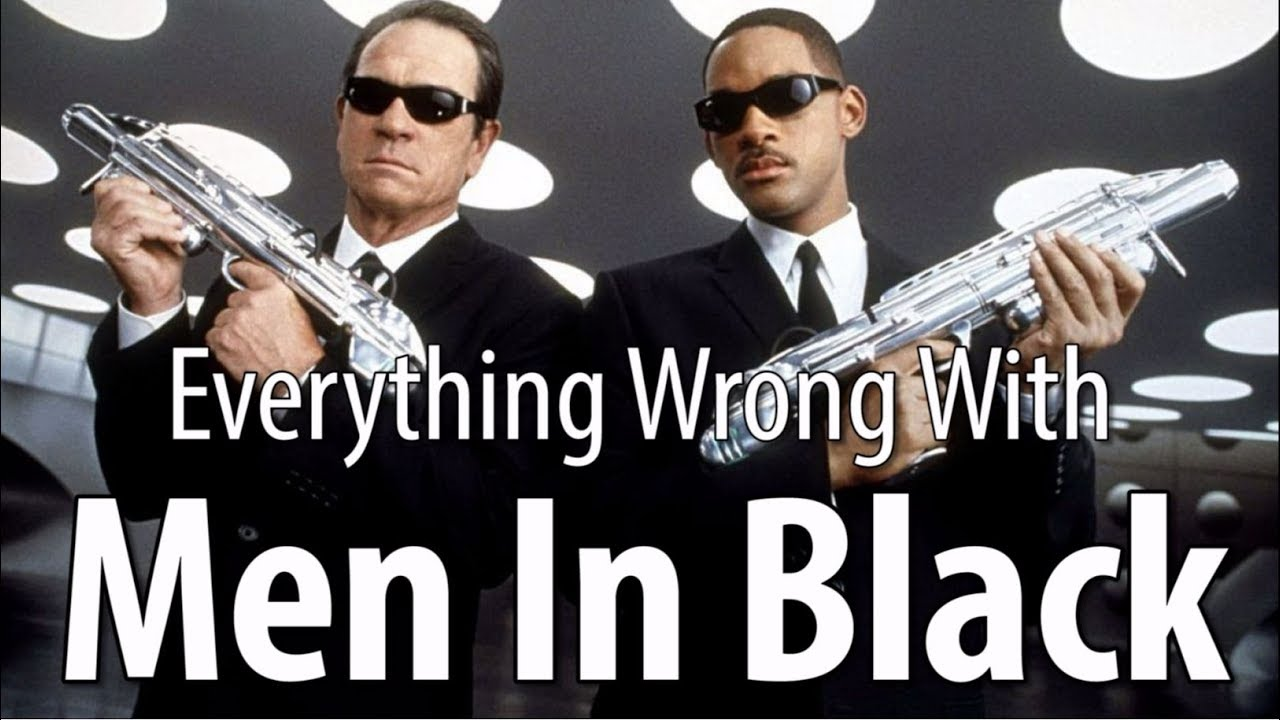 Download Everything Wrong With Men In Black In 16 Minutes Or Less