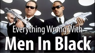 Everything Wrong With Men In Black In 16 Minutes Or Less thumbnail