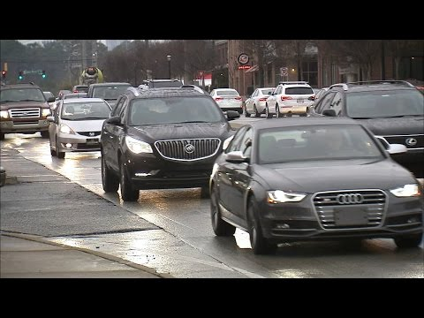 Atlanta wants public input to fix traffic problems
