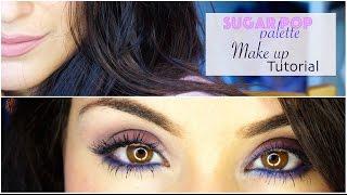 | TOO FACED SUGAR POP PALETTE | Make up tutorial
