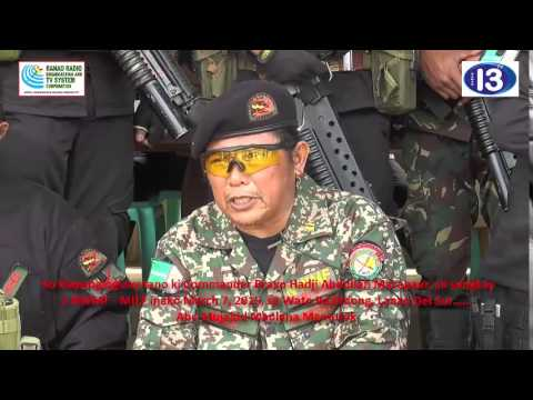 An Interview with MILF Commander Bravo (Part-2)