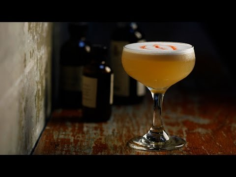 Pickersgill Cocktail Recipe: Raise a Glass to History