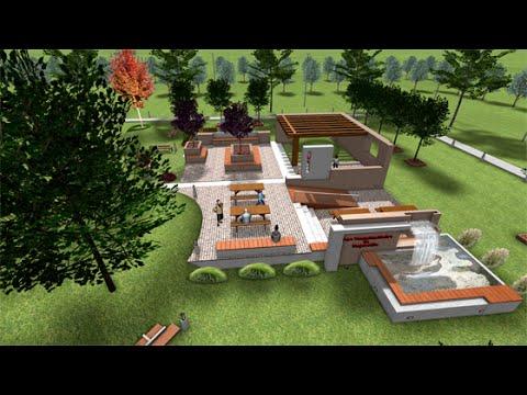 Rogersville Community Park Project - Concept Design Video