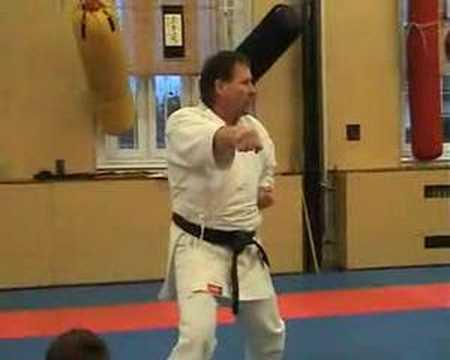 Karate začátečníci
