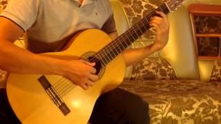 Титаник (My Heart Will Go On) cover-гитара