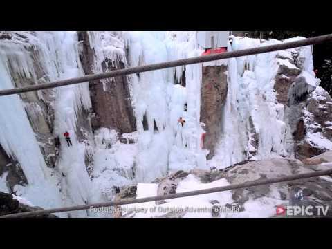 New Ice Climbing Routes in Colorado   EpicTV Climbing Daily, Ep. 169